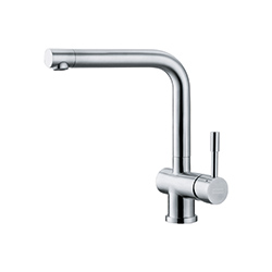 Atlas | Swivel Spout | Stainless Steel | Taps
