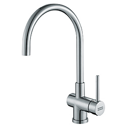 Lula-C | Swivel Spout | Chrome | Taps