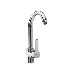 Highrise | Swivel | Chrome | Sink Mixers