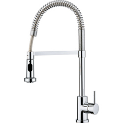 Professional Mono | Flexible spray | Chrome | Taps