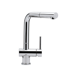 Ibis | Pull Out Nozzle | Chrome | Taps