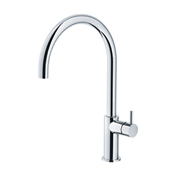Verona | Swivel Spout | Chrome | Taps