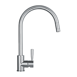 Fuji | Fuji Pull-Out Nozzle | SilkSteel | Taps