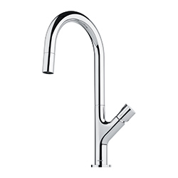 Fluence | Pull Down Spray | Chrome | Faucets