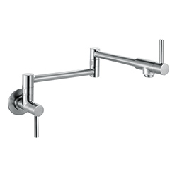 Steel | PF3450 | Stainless Steel | Faucets