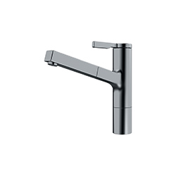 Frames by Franke | TOP LEVER PULLOUT NOZZLE FS TL PO DS | Decor Steel | Taps