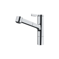 Frames by Franke | TOP LEVER PULLOUT SPRAY FS TL SP CHR | Chrome | Taps