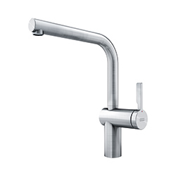 Frames by Franke | SIDE LEVER SWIVEL SPOUT FS SL SW SS | Stainless Steel | Taps