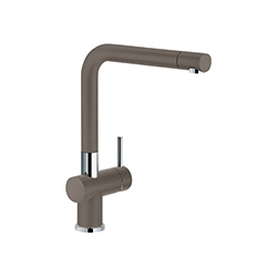 Active Plus | Bec orientable | Taupe | Mitigeurs