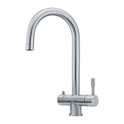 Eos | Swivel Spout | Acero Inoxidable | Grifería