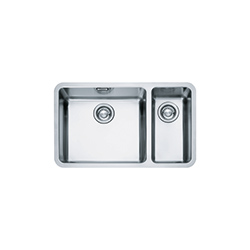 Kubus | KBX 160 45-20 | Stainless Steel | Sinks