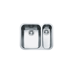 Ariane | ARX 160 D | Stainless Steel | Sinks