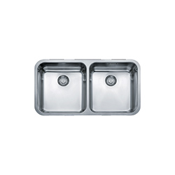 Largo | LAX 120 36-36 | Stainless Steel | Sinks