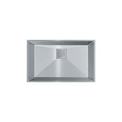 Peak Sottotop | PKX 110-70 | Stainless Steel | Sinks