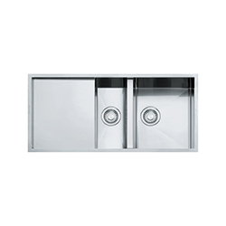 Planar | PPX 151 | Stainless Steel | Sinks