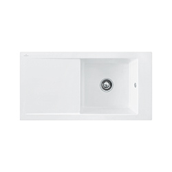 Aspen | ANK 611 | Ceramic White | Sinks
