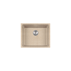 Kubus | KBG 110-50 | Fragranite Oatmeal | Sinks