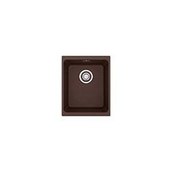 Kubus | KBG 110-34 | Fragranite Chocolate | Spoelbakken
