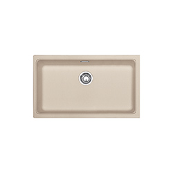Kubus | KBG 110-70 | Fragranite Oatmeal | Sinks