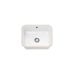 VBK | VBK 110-50 | Ceramic White  | Sinks