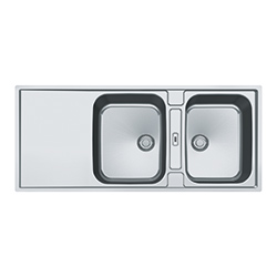 Maris | MRX 221 | Stainless Steel | Sinks
