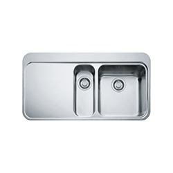 Sinos | SNX 251 | Stainless Steel | Sinks