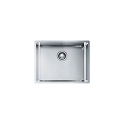 Franke Box | BXX 110-54/ BXX 210-54 | Stainless Steel | Sinks
