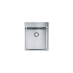 Franke Box | BXX 210-40 TL | Stainless Steel | Sinks
