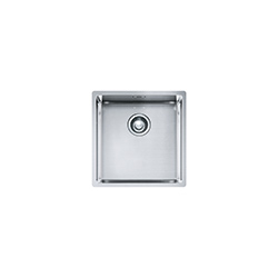 Franke Box | BXX 110 40 | Stainless Steel | Sinks
