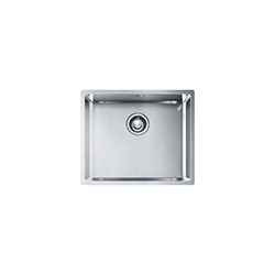 Franke Box | BXX 110 50 | Stainless Steel | Sinks