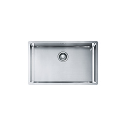 Franke Box | BXX 110-68/ BXX 210-68 | Stainless Steel | Sinks