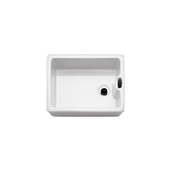 Belfast | BAK 710 | Ceramic White  | Sinks