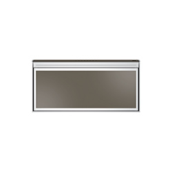 Frames by Franke | T-SHAPE WALL 900 X 475 FS TS 906 W CH | Stainless Steel-Glass Champagne | Hoods