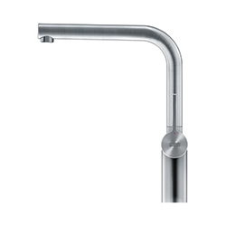 Frames by Franke | SIDE LEVER SWIVEL SPOUT FS SL SW CHR | Stainless Steel | Taps