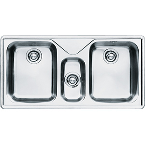 Design Plus | ARX 670 | Stainless Steel | Sinks