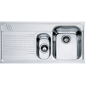 Armonia | AMX 651 | Stainless Steel | Sinks