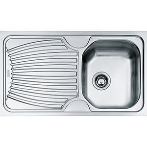 Onda | ONX 611 | Stainless Steel | Sinks