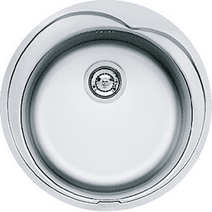 Rotondo | ROX 610-41 | Stainless Steel | Sinks