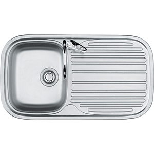 Quinline | QLX 611 | Stainless Steel | Sinks