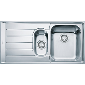Neptune | NEX 251 | Stainless Steel | Sinks