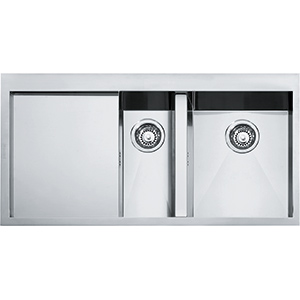 Planar | PPX 651 | Stainless Steel | Sinks