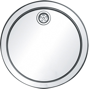 Rotondo | RBX 604 | Stainless Steel | Sinks