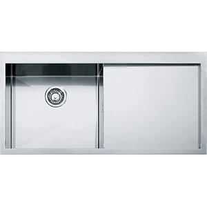 Planar | PPX 611 | Stainless Steel | Sinks