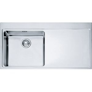 Mythos | MMX 211 | Stainless Steel | Sinks