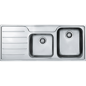 Ibis | SSX 621 | Stainless Steel | Sinks