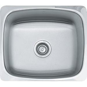 Steel Queen | SQX 610-60 | Stainless Steel | Sinks