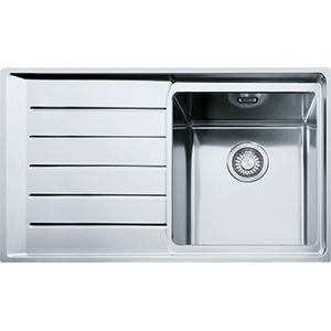 Neptune Plus | NPX 611 | Stainless Steel | Sinks