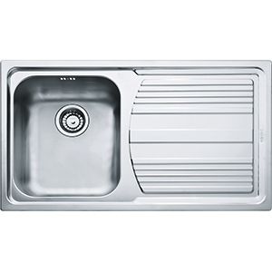 Logica Line | LLX 611 | Stainless Steel | Sinks