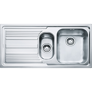 Logica Line | LLX 651 | Stainless Steel | Sinks