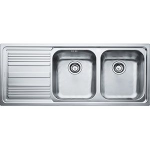 Logica Line | LLX 621 | Stainless Steel | Sinks